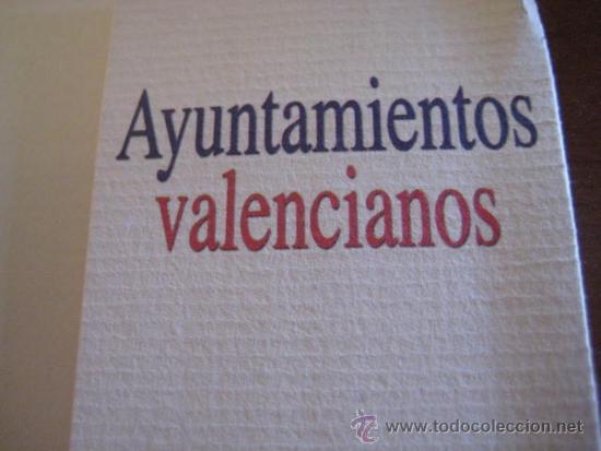 Coleccionismo: AYUNTAMIENTOS DE VALENCIA-COLECCION DE SUCURSALES- Luis Sancho Alcayde. 28 LAMINAS A COLOR. - Foto 5 - 37075321
