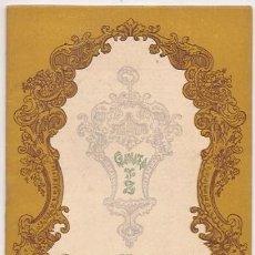 Coleccionismo: CASTELLÓN. PROGRAMA DE FIESTAS DE LA MAGDALENA. GAYATA Nº 2. 1950. Lote 37158408