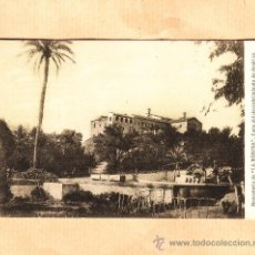 Coleccionismo: TARJETA MONASTERIO DE LA RÁBIDA 1919. Lote 37756258