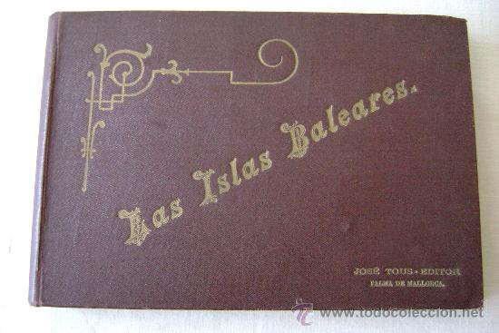 PORTFOLIO DE LAS ISLAS BALEARES.653 (Coleccionismo - Laminas, Programas y Otros Documentos)