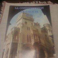 Coleccionismo: LA CONSTRUCCION EN GALICIA. 1996. Lote 37992158
