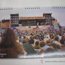 Coleccionismo: LIBRETA ENRI/TORRAS HOSTENCH-SERIE FOLK-FESTIVAL ROTTERDAM 70-VINTAGE-AÑOS 80-NUEVA-1746 12.. Lote 38765843