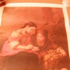 Coleccionismo: SERIE GRANDI MAESTRI Nº62. LA PICCOLA PORTATRICE DI FRUITA-MURILLO-.. Lote 39049008