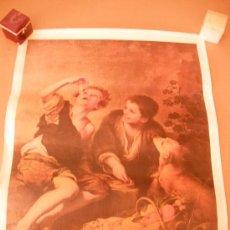 Coleccionismo: SERIE GRANDI MAESTRI Nº73. I MANGIATORI DI PASTE -MURILLO-.. Lote 39049075