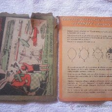 Coleccionismo: TONETE DIBUJANTE 12 PLANTILLAS PARA DIBUJAR Nº 5 TRANSPORTE ED. ROMA. Lote 39077565