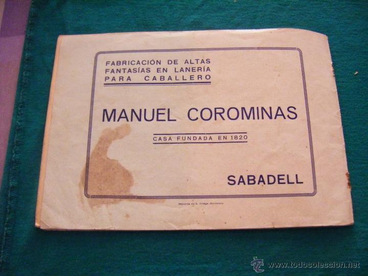 Coleccionismo: SISTEMA UNIT, SOLUCIÓN DE LOS PROBLEMAS DEL ARTE SARTORIAL, MIGUEL RODRIGUEZ, BARCELONA, COSTURA - Foto 13 - 39583692