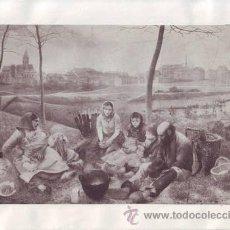 Coleccionismo: LAMINA PARA DECORAR N.146. Lote 39807020