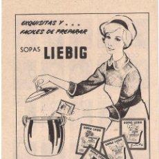 Coleccionismo: ANUNCIO DE INDUSTRIAS RIERA MARSA, 1960. Lote 39866463