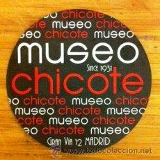 Coleccionismo: POSAVASOS MUSEO CHICOTE - MADRID. Lote 39902138