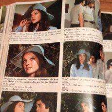 Coleccionismo: SIMPLEMENTE MARIA, FOTONOVELA ENCUADERNADA 1972 ENCUADERNACION ORIGINAL, , ENCANTADORA . Lote 39918065