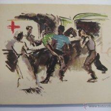 Coleccionismo: ESTAMPA DE LA REVOLUCIÓN ESPAÑOLA 1936. Lote 28649070