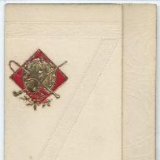 Coleccionismo: INVITACIÓN- CARNET DE BAILE. AÑOS 20.. Lote 40693549