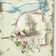 Coleccionismo: INVITACIÓN- CARNET DE BAILE. AÑOS 20. Lote 40762444