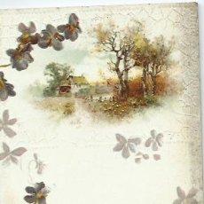 Coleccionismo: INVITACIÓN- CARNET DE BAILE. AÑOS 20. Lote 40762461
