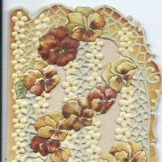Coleccionismo: INVITACIÓN- CARNET DE BAILE. AÑOS 20. Lote 40778349