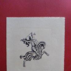 Coleccionismo: EXPOSICION INTERNACIONAL BARCELONA 1929 - TORNEO A LA ANTIGUA USANZA. Lote 41248839