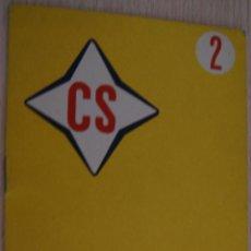 Coleccionismo: ABONOS ORGÁNICOS Y QUIMICOS DE 1963 - EMPRESA NACIONAL CALVO SOTELO. Lote 41420566