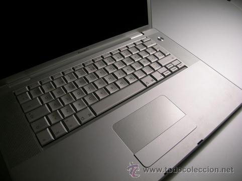 Ordenador portátil MACBOOK PRO 15 Mod. 2136 - Placa base estropeada y sin disco duro - recambios segunda mano