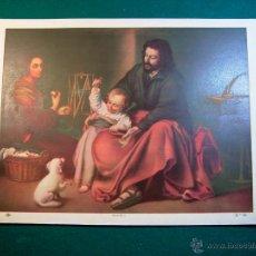 Coleccionismo: LITOGRAFIA DEL PINTOR MURILLO Nº 32 AÑOS 40 EDITORIAL CAAG. Lote 41490591