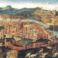 Coleccionismo: LÁMINA DE ARTE, EL SACO DE ROMA, ANÓNIMO, 26,5 X 10,5 CMS. Lote 41892657
