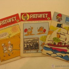Coleccionismo: PATUFET. Lote 42051280