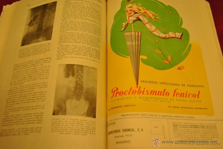 Coleccionismo: BOLETIN CULTURAL E INFORMATIVO DEL CONSEJO DE COLEGIOS DE MEDICOS - Foto 2 - 42270035