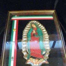 Coleccionismo: CUADRO DE UNA VIRGEN ITALIANA. Lote 42543285
