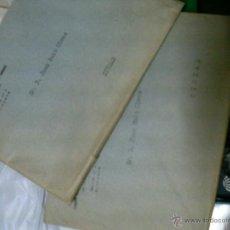 Coleccionismo: LOTE 2 CARTAS Y SOBRES CAMARA PROPIEDAD URBANA 1970 ALICANTE GERONA 4. Lote 42762131