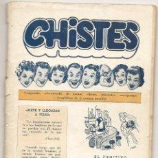 Coleccionismo: LIBRO DE CHISTES. 1953. Lote 43384485