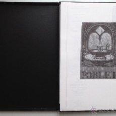 Coleccionismo: POBLET. PORTFOLIO. AGRUPACIÓ FOTOGRÀFICA DE REUS. ED. LIMITADA.. Lote 43483627