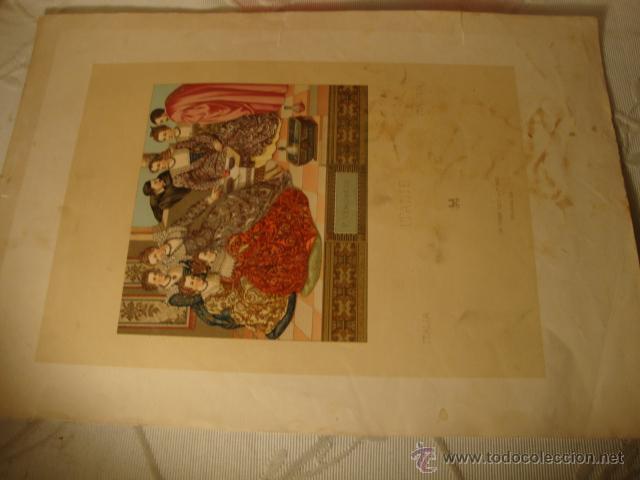 Coleccionismo: ANTIGUA LITOGRAFIA - Foto 2 - 43609849
