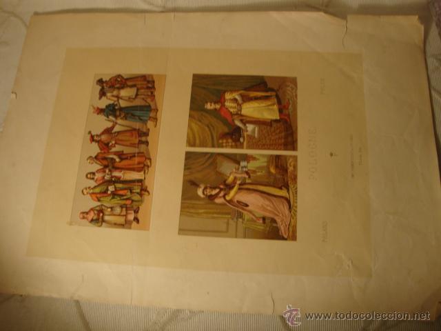 Coleccionismo: ANTIGUA LITOGRAFIA - Foto 2 - 43609877