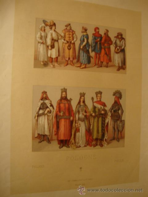 ANTIGUA LITOGRAFIA (Coleccionismo - Laminas, Programas y Otros Documentos)