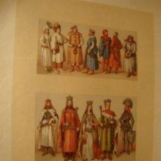 Coleccionismo: ANTIGUA LITOGRAFIA. Lote 43609904