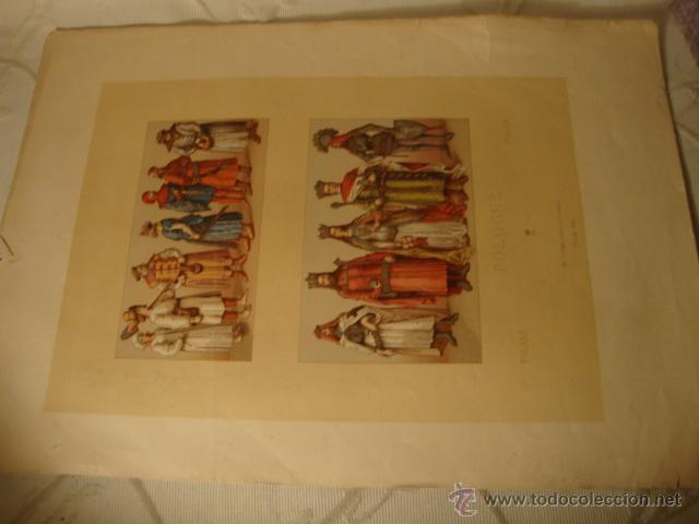 Coleccionismo: ANTIGUA LITOGRAFIA - Foto 2 - 43609904