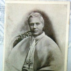 Coleccionismo: TARJETA POSTAL FRANCESA DE SS PIO X. Lote 44461921