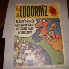 Coleccionismo: LA CODORNIZ Nº 1637. Lote 44469585