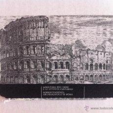 Coleccionismo - ENTRADA COLISEO ROMA + PALATINO + FORO. AÑO 2010 - 44555213