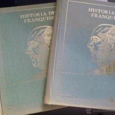 Coleccionismo: LOTE DE 2 TAPAS PARA COLECCIONABLE HISTORIA DEL FRANQUISMO . SEDMA EDICIONES. Lote 261291460