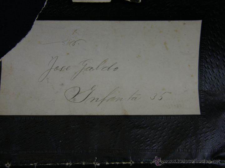 Coleccionismo: esquela EPD ha fallecido después de recibir los santos Sacramentos HAbana Cuba agosto 1907 - Foto 3 - 44797797