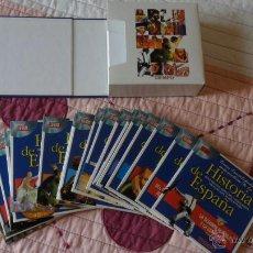 Coleccionismo: GRAN ENCICLOPEDIA INTERACTIVA DE LA HISTORIA DE ESPAÑA EN 18 CD-ROM. Lote 213507433