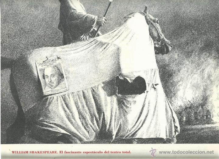 Coleccionismo: ALMANAQUE CULTURAL CON RETRATOS Y BIOGRAFIA DE GRANDES AUTORES NUEVO 1988 - Foto 12 - 45327688