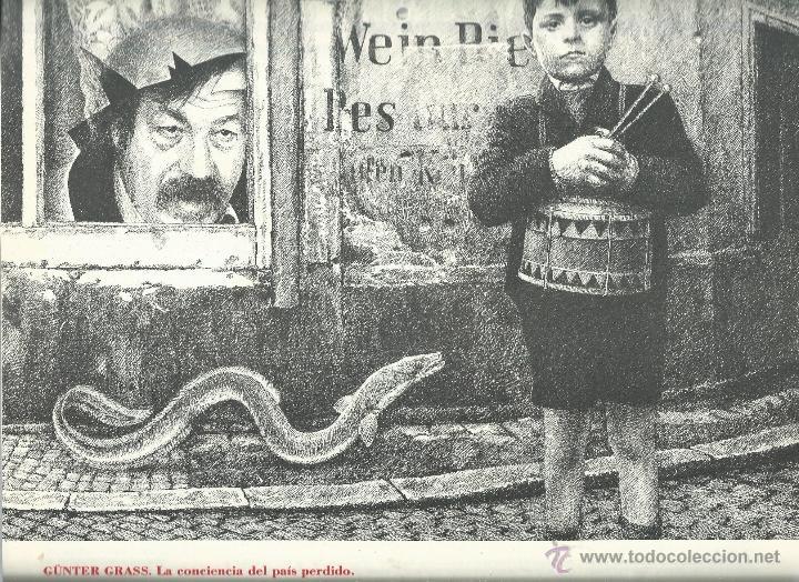 Coleccionismo: ALMANAQUE CULTURAL CON RETRATOS Y BIOGRAFIA DE GRANDES AUTORES NUEVO 1988 - Foto 16 - 45327688