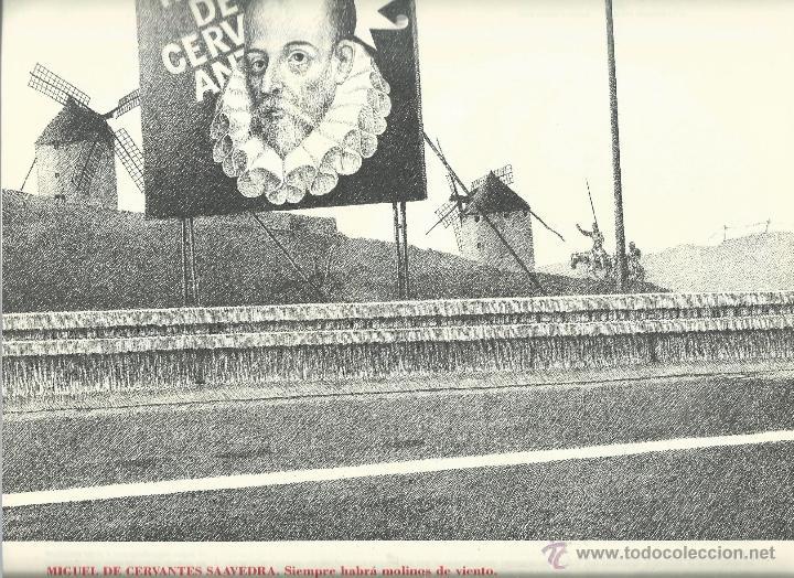 Coleccionismo: ALMANAQUE CULTURAL CON RETRATOS Y BIOGRAFIA DE GRANDES AUTORES NUEVO 1988 - Foto 20 - 45327688