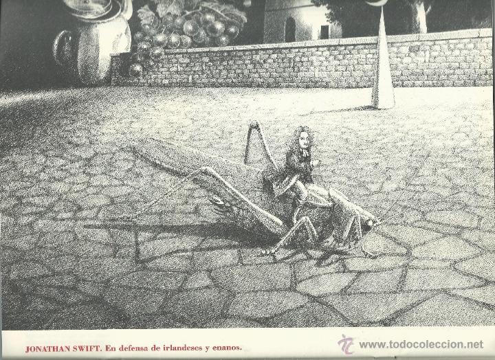 Coleccionismo: ALMANAQUE CULTURAL CON RETRATOS Y BIOGRAFIA DE GRANDES AUTORES NUEVO 1988 - Foto 23 - 45327688