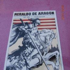 chapa 110 años Heraldo de Aragon