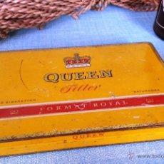 Coleccionismo: VIEJA CAJA DE TABACO. ALEMANA. Lote 45968448