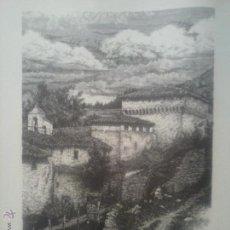 Coleccionismo: LAMINA TORREÓN CAPILLA QUEJANA AYALA ALAVA. Lote 46012043