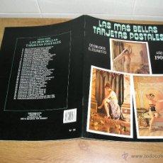 Coleccionismo: LAS MAS BELLAS TARJETAS POSTALES - DESNUDOS ELEGANTES- MUY BUEN ESTADO - VER FOTOS. Lote 46040099