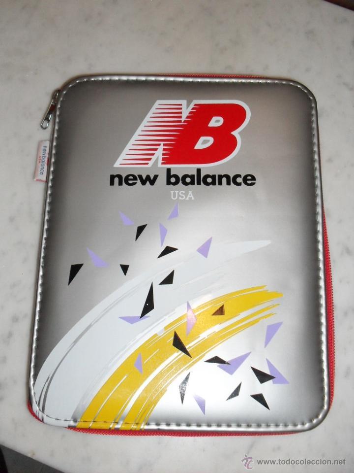 estuche new balance
